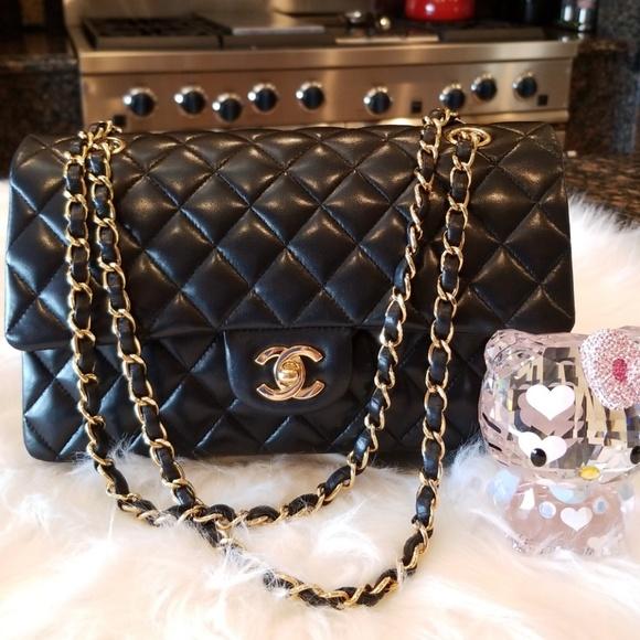 154bf7472c87 CHANEL Handbags - Chanel Classic Small Double Flap Bag